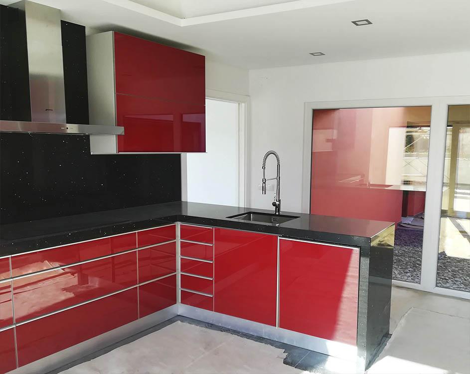 Remodelação de cozinhas: dê um ar primaveril à sua cozinha!