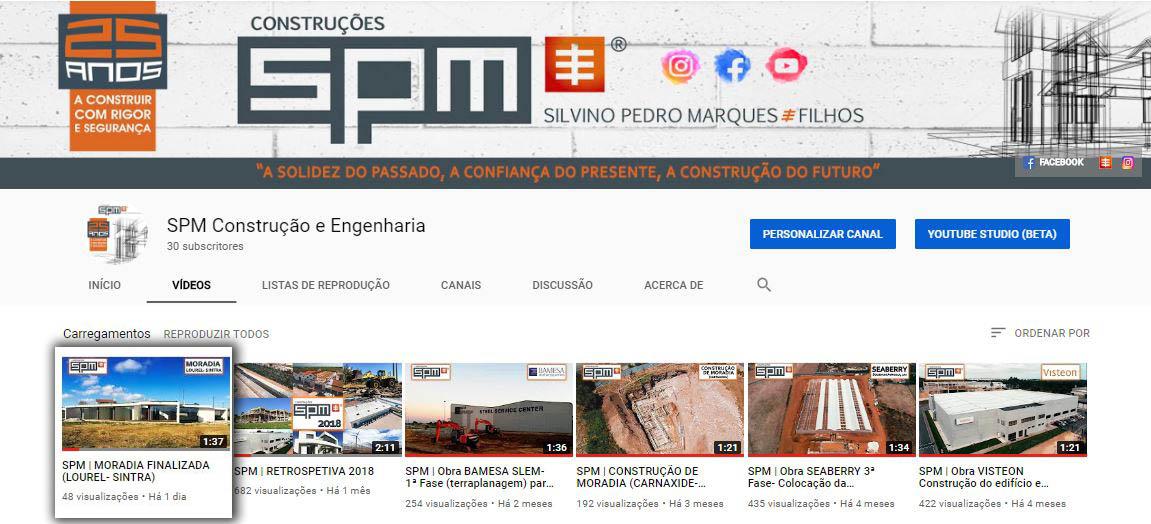 VEJA O NOSSO ULTIMO VIDEO NO NOSSO CANAL DE YOUTUBE