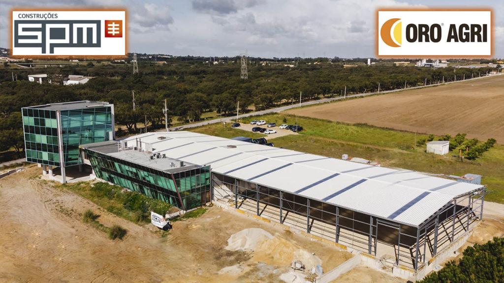 SPM | NOVO PROJETO DE ENGENHARIA CIVIL- Construção do edifício para a empresa ORO AGRI, S.A