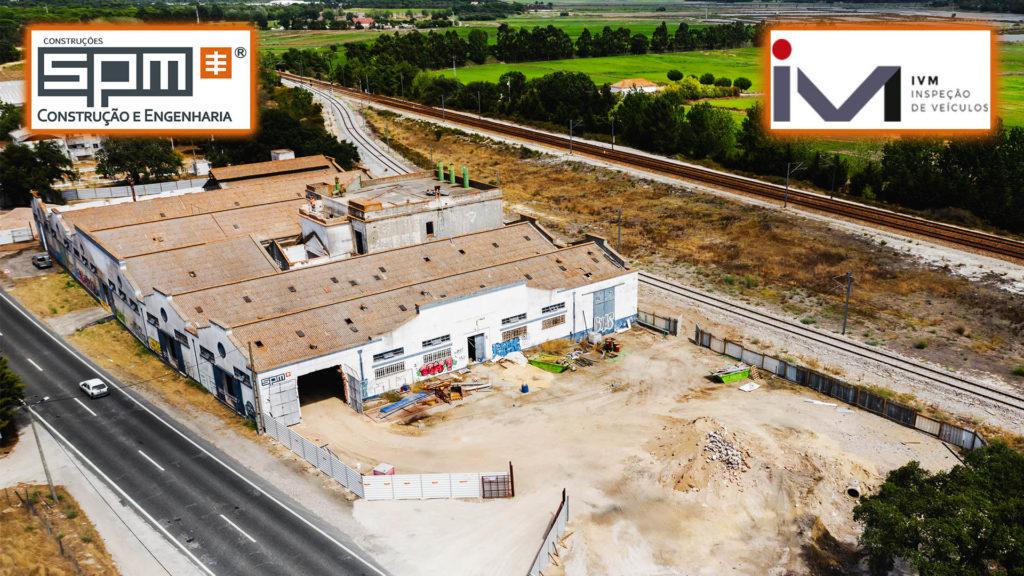 CONSTRUÇÃO/REABILITAÇÃO DO EDIFÍCIO PARA UM NOVO CENTRO DE INSPEÇÕES EM SETÚBAL! | SPM