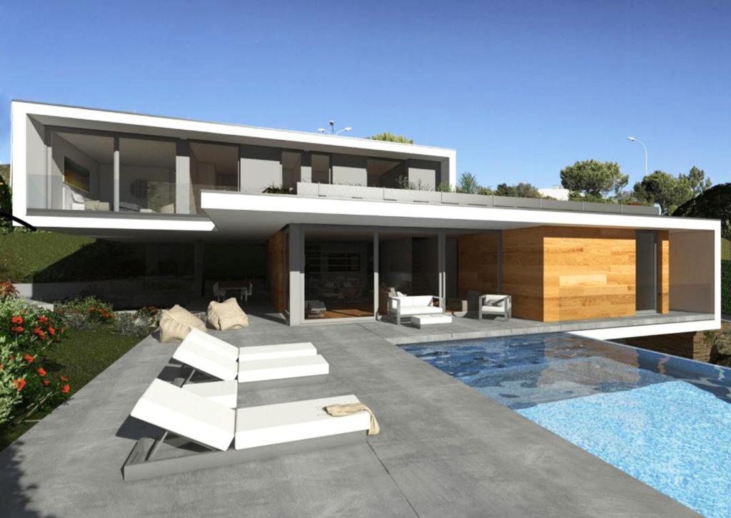 5 inspirações para a construção de casas térreas