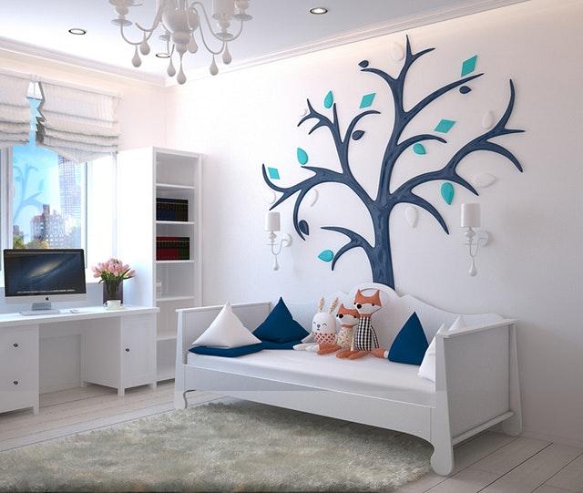 Remodelação de apartamentos: 5 ideias para criar um quarto partilhado para os miúdos